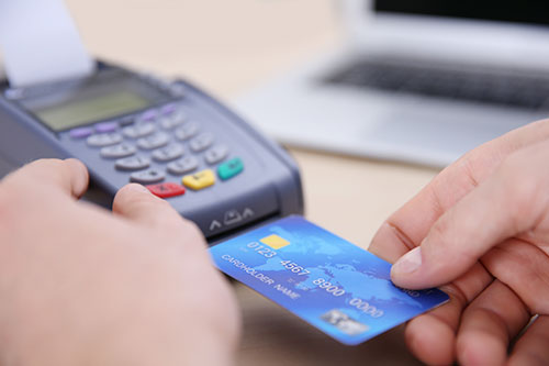 Credit Card Technology