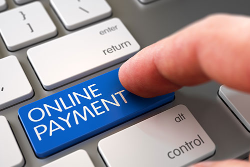ELECTRONIC INVOICING AND ONLINE BILL PAY