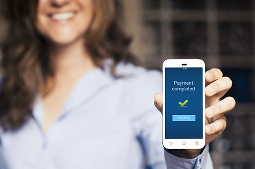 Mobile Payments - iProcess Solution
